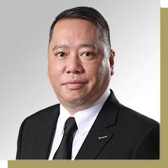 Mr Eric CHAN Kin Wai
