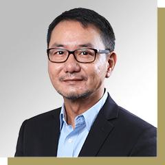 Mr Kalvin LEE Kang Hung